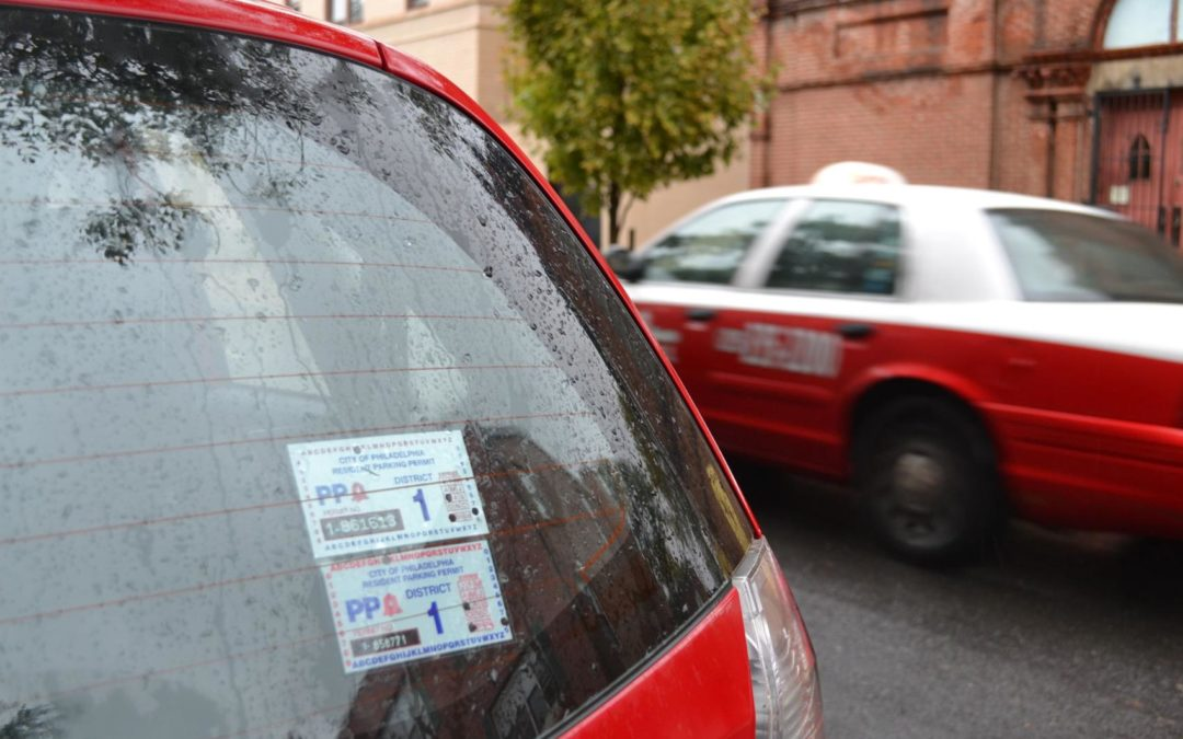Philly councilman wants city to reclaim control of street parking